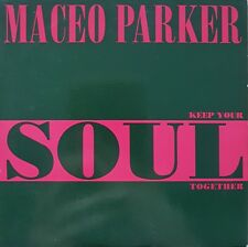 Maceo Parker ‎– Keep Your Soul Together [ CD SINGLE ]