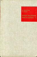 Champetier - Rabaté - Physique des peintures, vernis et pigments - Tome 1