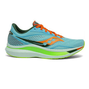 Saucony Mens Endorphin Speed Running Shoes Trainers Sneakers Blue Sports