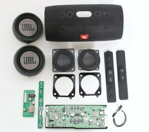 ORIGINAL JBL Charge 3 Parts Main Board/Speaker/Battery/Charging AUX Port etc.