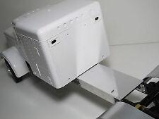 Aluminum Frame Rail Cover Topper Plate Tamiya RC 1/14 King Knight Grand Hauler