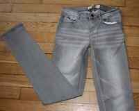 TRF ZARA Jeans pour Femme W 24 - L 32 Taille Fr 34  Réf #V169)