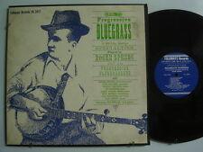 ROGER SPRUNG Progressive Bluegrass Vol. 3  LP FOLKWAYS w/ Booklet