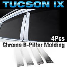 Chrome B Pillar Garnish Molding Trim K849 For HYUNDAI 2010-2015 Tucson ix35