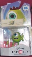 MODELLINO FIGURE WALT DISNEY INFINITY MONSTER E CO,MIKE WAZOWSKI gashapon,sulley
