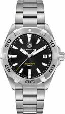 New Tag Heuer Aquaracer 300M 41mm Black Dial Men's Watch WBD1110.BA0928