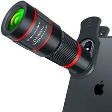 Australia Cell Phone Lens, 20X Zoom Telephoto Lens, Clip-On HD Phone Camera Lens