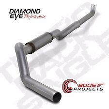 "Diamond Eye Exhaust 5"" Aluminized Down Pipe Back Single K5118A"