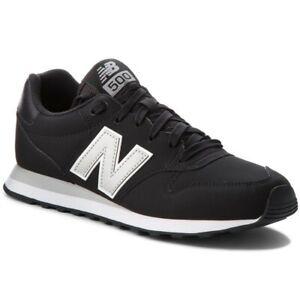 Scarpe da ginnastica da uomo neri New Balance New Balance 500 ...