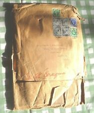 ENVELOPE CRUISE BERENGARIA FINE SEAL FROM THE 1930'S SOUTH GATE CALIFORNIA