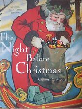 1998 THE NIGHT BEFORE CHRISTMAS hc/dj clement c moore ILLUSTRATED EDITION