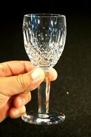 Beautiful Waterford Crystal Colleen Long Stem White Wine Glass.