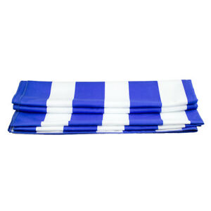 Stripe Lightweight Luxury High Quality Microfiber Bath Towel With Pouch