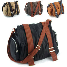 New Womens Ladies Satchel Bag Across Body Pleated Shoulder Designer Handbag UK
