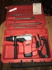 Milwaukee 5317 20 1 916 Sds Max Corded Rotary Hammer Drill Milwaukee 120v Vgc