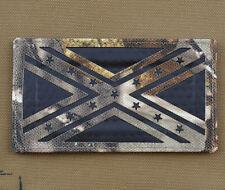 "IR Cordura Laser Cut Patch ""Dixieland Realtree® Flag"" with VELCRO® brand hook"