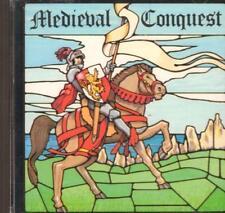 Various Classical(CD Album)Medieval Conquest-New