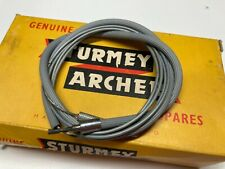 NOS Sturmey Archer Shifter Silver Trigger Bicycle Cable HSJ 517 54-1/2 x 17-1/2