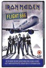 Iron Maiden - Flight 666: The Original Soundtrack Neue DVD