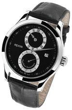 Epos Automatic Men's  Swiss Made Black Watch 3374