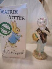 Beatrix Potter Susan Beswick 1983 w/box 40th ann box free dom ship/ins 200015