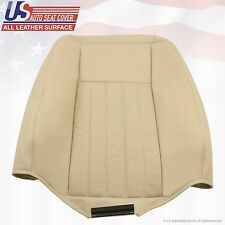 2003 2004 Lincoln Navigator Driver Top Back Replacement Leather Seat Cover TAN