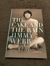 Jimmy Webb   The Cake And The Rain   Signed 1st Edition   New   Unread