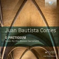 Coro Amystis - O Pretiosum-Music For The Blessed Sacrament - CD