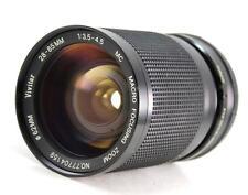 Vivitar MC 28-85mm MACRO Zoom Lenss For Nikon Film/ Digital