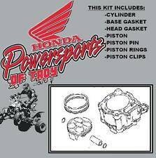 GENUINE HONDA OEM 2008-2009 CRF250R CYLINDER, PISTON KIT, & GASKETS
