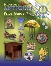 Schroeder's Antiques $$$ id Price Value Guide 2011 29th LAST COPY PRINTED