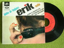 EP  ERIK SATIE - Trois Gnossiennes - Croquis et agaceries...CICCOLINI - COLUMBIA