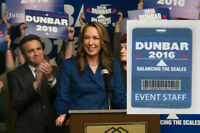 House of Cards Screen Used Elizabeth Marvel Election Campaign Event Staff Pass
