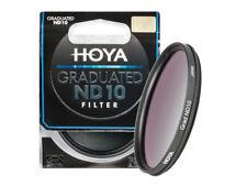 Hoya 77 mm / 77mm Graduated / Grad NDx10 / ND10 Filter / Neutral Density - NEW