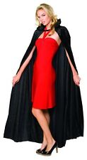 Rubies Long Crushed Velvet Cape Adult Womens Halloween Costume 16207