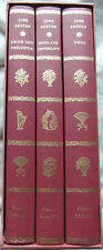 Jane Austen - 3 Book Collection; Hardback with Case (Folio Society 1996)