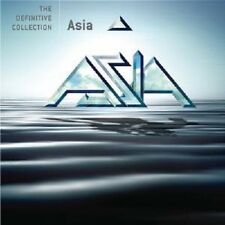 "ASIA ""THE DEFINITIVE COLLECTION"" CD NEUWARE"