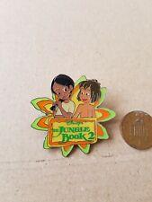 Disney Store Pin Badge Jungle Book 2