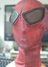Stunning Amazing Spider-Man 1 Mask 3D Digital printing red hood Halloween Masks