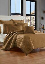 Five Queens Court Gordon Quilts Set - Gold - Size: King