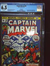 Captain Marvel 28 Vol 1 CGC 6.5