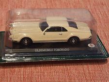 Década de 1960 Oldsmobile Toronado 1:43 Escala General Motors