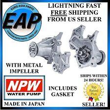 For 1998-2000 Suzuki Esteem 1999-2001 Vitara 1.6L JDM NPW Water Pump Brand NEW