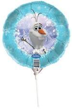 Disney Frozen Olaf Foil Balloon on Stick - 22.8 cm