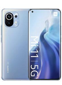 """Xiaomi Mi 11 5G - Smartphone 8GB+256GB, 6,81"""" WQHD+ AMOLED quad-curved"""
