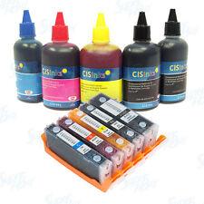 Refillable Ink Cartridge Kit for Canon PGI-270 CLI-271 XL PIXMA TS5020 MG6820