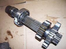 Vintage Oliver 88 Row Crop Tractor -Trans Upper Shaft & Gears- 1955