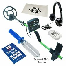 Whites XVenture Metal Detector with GEARED-UP  Bundle