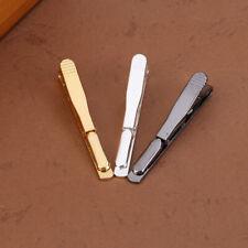 Stylish Metal Accessories for Business 3pcs Men's Tie Bars Premium Genteel