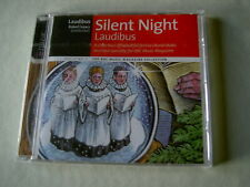 Silent Night - Christmas Choral Music Laudibus Isaacs new sealed BBC CD album